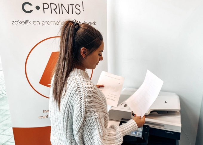printshop en copyshop in Geel Centrum